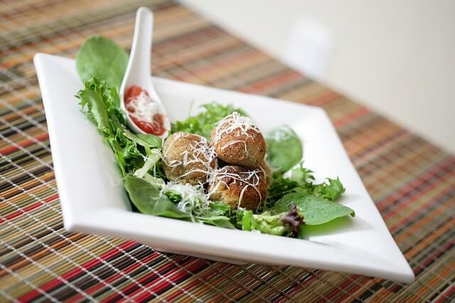 BBQ Lentil Balls [Vegan, Gluten-Free]