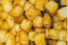 Butternut Squash Hash Browns [Vegan, Grain-Free]