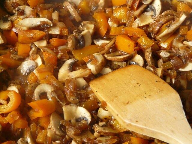 Celery, Mushroom, and White Bean Stew [Vegan, Grain-Free]