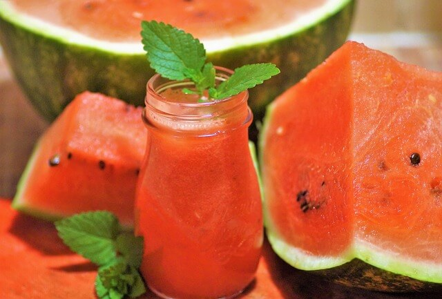 Recipe of the Week 5-Minute Watermelon Frappe