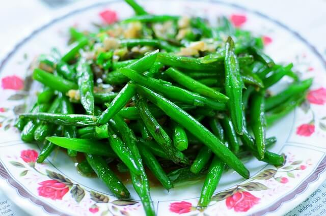 Recipe of the Week 7-Minute Quick Steamed Green Beans