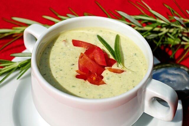 Truly Stellar, 5-Ingredient Cauliflower Soup