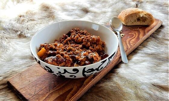 Chili Cornbread Casserole — Recipes from The Kitchn