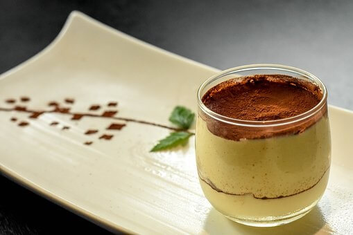 Irish Cream Mousse [Vegan]