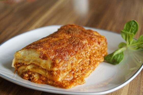 Vegan Italian-American Lasagna With Ricotta
