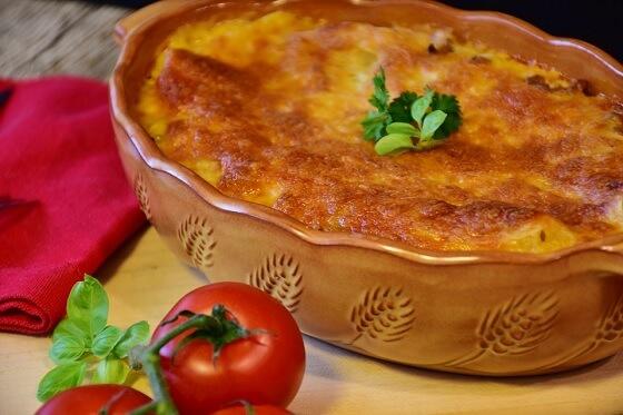 Vegan Lasagna alla Bolognese